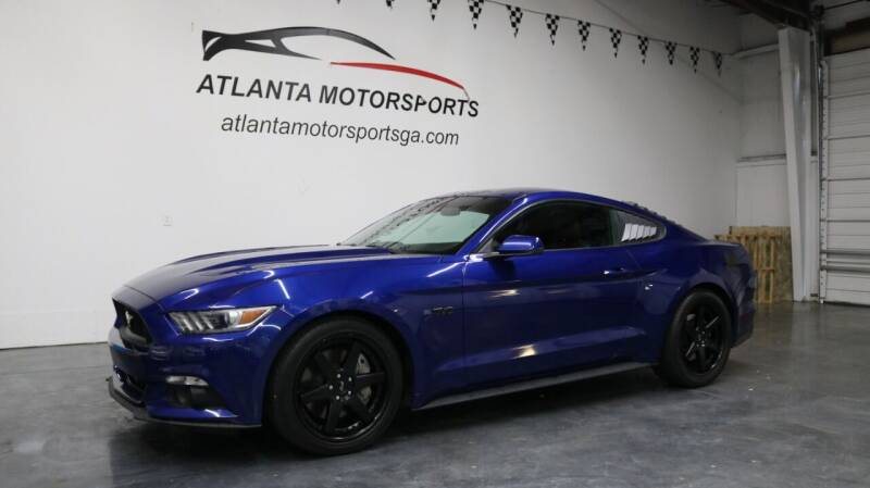 2015 Ford Mustang for sale at Atlanta Motorsports in Roswell GA