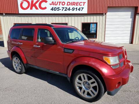 2011 Dodge Nitro for sale at OKC Auto Direct in Oklahoma City OK