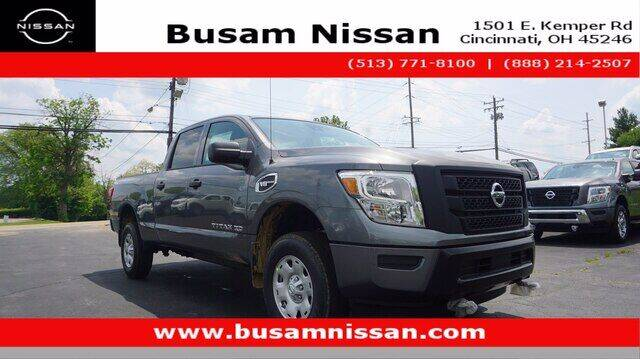 2021 Nissan Titan XD for sale in Cincinnati, OH