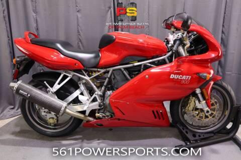 2000 Ducati Supersport 900