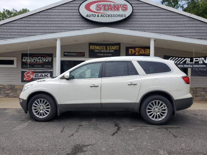 2011 Buick Enclave for sale at Stans Auto Sales in Wayland MI