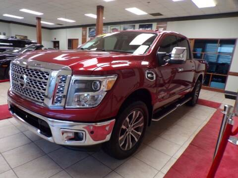 2017 Nissan Titan for sale at Adams Auto Group Inc. in Charlotte NC