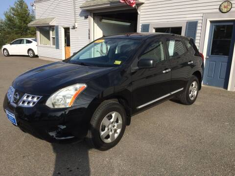 2013 Nissan Rogue for sale at CLARKS AUTO SALES INC in Houlton ME