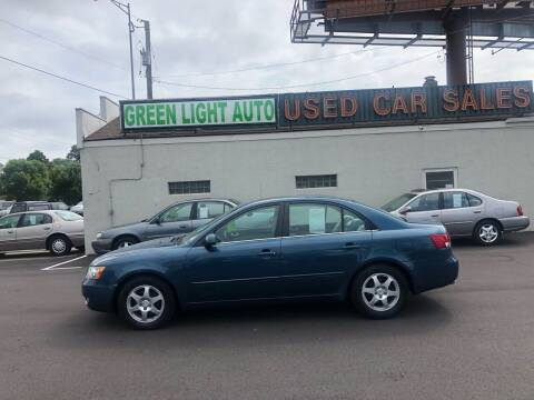 2006 Hyundai Sonata for sale at Green Light Auto in Sioux Falls SD