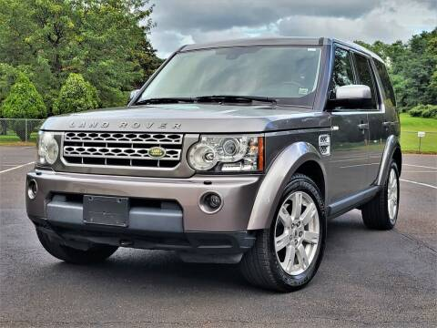 2010 Land Rover LR4 for sale at Speedy Automotive in Philadelphia PA