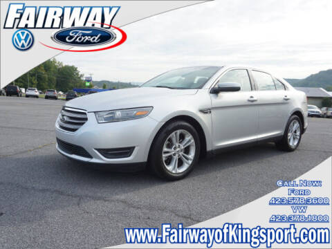 2013 Ford Taurus for sale at Fairway Volkswagen in Kingsport TN