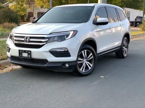 2017 Honda Pilot for sale at ONG Auto in Farmington MN