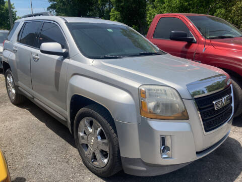 2011 GMC Terrain for sale at The Peoples Car Company in Jacksonville FL