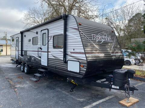 2018 Heartland Pioneer DS320 for sale at D & D Auto Sales in Valdosta GA