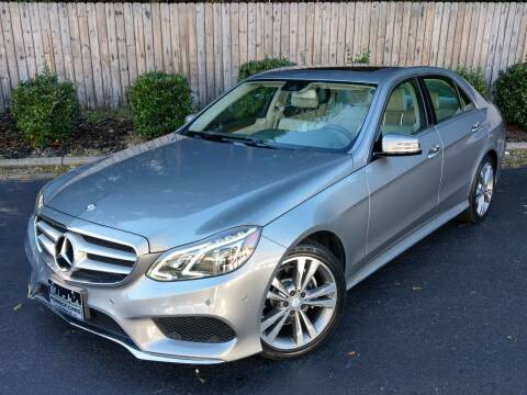 2014 Mercedes-Benz E-Class for sale at Mich's Foreign Cars in Hickory NC