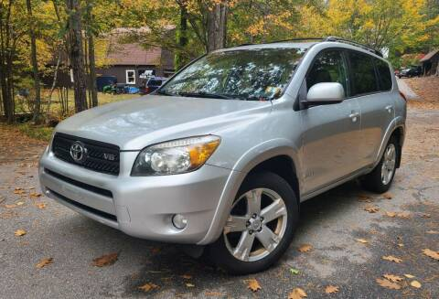 2006 Toyota RAV4 for sale at JR AUTO SALES in Candia NH