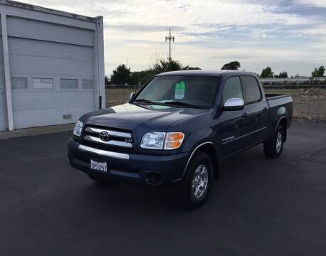 2004 Toyota Tundra for sale at My Three Sons Auto Sales in Sacramento CA