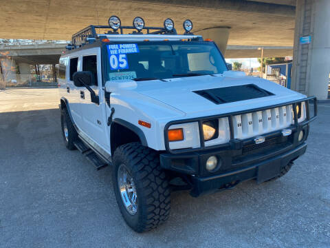 2005 HUMMER H2 for sale at Bay Auto Exchange in San Jose CA