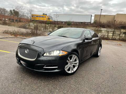 2013 Jaguar XJL for sale at Velocity Motors in Newton MA