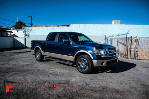 2012 Ford F-150 for sale at Fortis Auto Group in Las Vegas NV