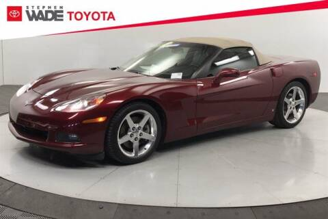 2006 Chevrolet Corvette for sale at Stephen Wade Pre-Owned Supercenter in Saint George UT