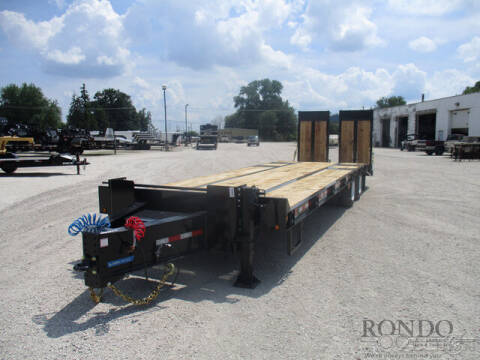 2020 B-B Equipment Deckover FB8X31SDPT- for sale at Rondo Truck & Trailer in Sycamore IL