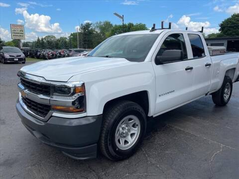 2017 Chevrolet Silverado 1500 for sale at HUFF AUTO GROUP in Jackson MI