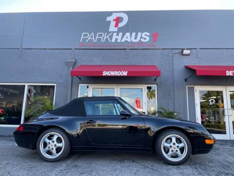 1998 Porsche 911 for sale at PARKHAUS1 in Miami FL