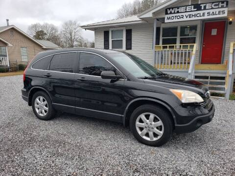 2009 Honda CR-V for sale at Wheel Tech Motor Vehicle Sales in Maylene AL
