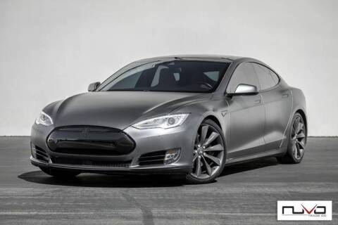 2016 Tesla Model S for sale at Nuvo Trade in Newport Beach CA
