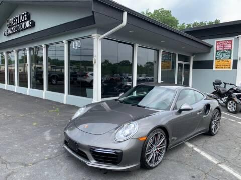 2017 Porsche 911 for sale at Prestige Pre - Owned Motors in New Windsor NY