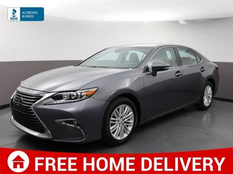 2018 Lexus ES 350 for sale at Florida Fine Cars - West Palm Beach in West Palm Beach FL