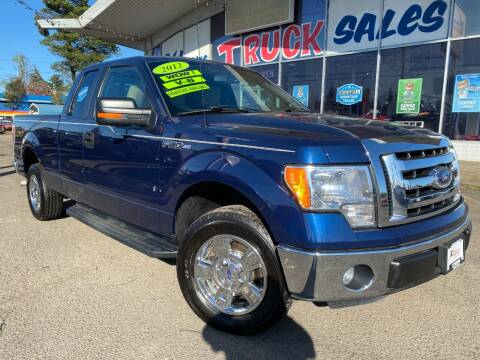 2012 Ford F-150 for sale at Xtreme Truck Sales in Woodburn OR