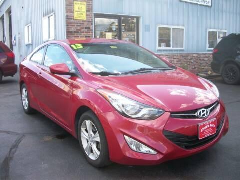 hyundai elantra coupe for sale in sanford me lloyds auto sales svc lloyds auto sales