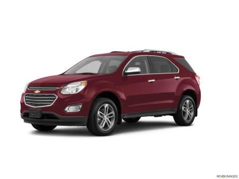 2016 Chevrolet Equinox for sale at Carros Usados Fresno in Clovis CA