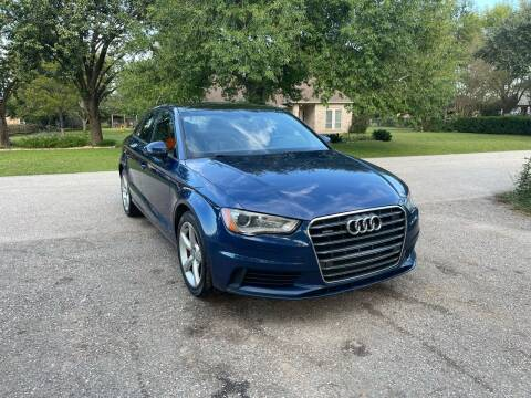 2016 Audi A3 for sale at CARWIN MOTORS in Katy TX