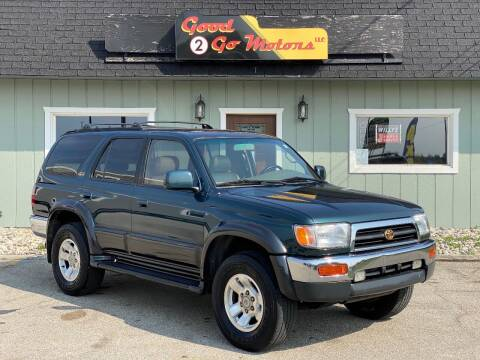 1997 Toyota 4Runner for sale at Good 2 Go Motors LLC in Adrian MI