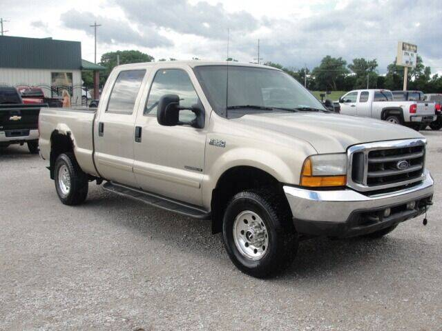 2001 Ford F-350 Super Duty for sale at Frieling Auto Sales in Manhattan KS