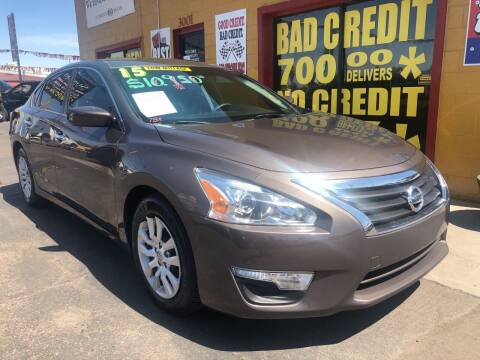 2015 Nissan Altima for sale at Sunday Car Company LLC in Phoenix AZ