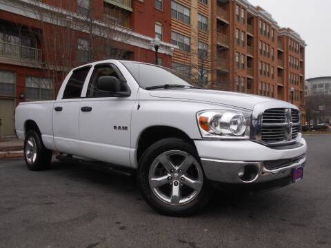 2008 Dodge Ram Pickup 1500 for sale at H & R Auto in Arlington VA