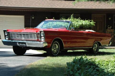 1965 Ford Galaxie 500 for sale at Classic Car Deals in Cadillac MI