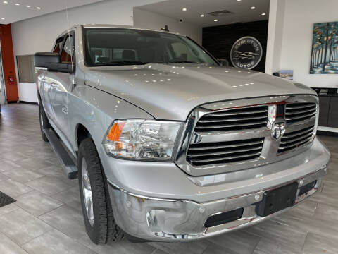 2018 RAM Ram Pickup 1500 for sale at Evolution Autos in Whiteland IN