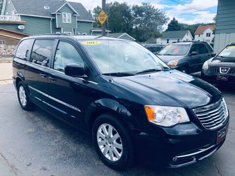 2012 Chrysler Town and Country for sale at SHEFFIELD MOTORS INC in Kenosha WI