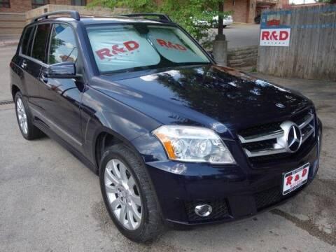2011 Mercedes-Benz GLK for sale at R & D Motors in Austin TX