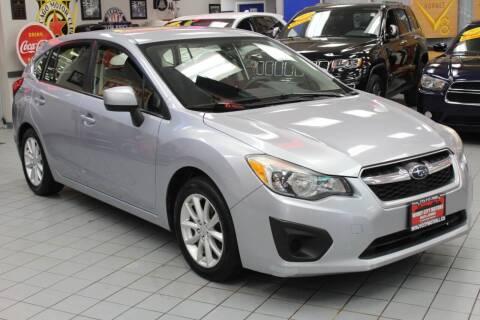 2013 Subaru Impreza for sale at Windy City Motors in Chicago IL