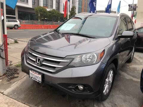 2014 Honda CR-V for sale at Excelsior Motors , Inc in San Francisco CA