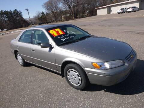 1997 Toyota Camry for sale at Country Side Car Sales in Elk River MN