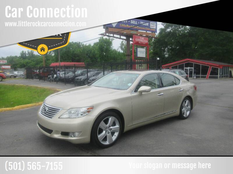 2012 Lexus LS 460 for sale at Car Connection in Little Rock AR