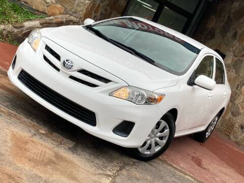 2013 Toyota Corolla for sale at Atlanta Prestige Motors in Decatur GA