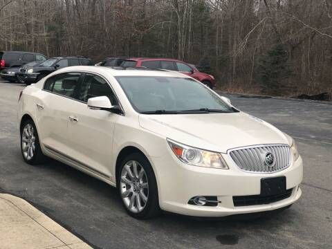 2010 Buick LaCrosse for sale at Elite Auto Sales in North Dartmouth MA