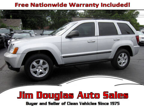 2009 Jeep Grand Cherokee for sale at Jim Douglas Auto Sales in Pontiac MI