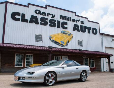 1995 Chevrolet Camaro for sale at Gary Miller's Classic Auto in El Paso IL