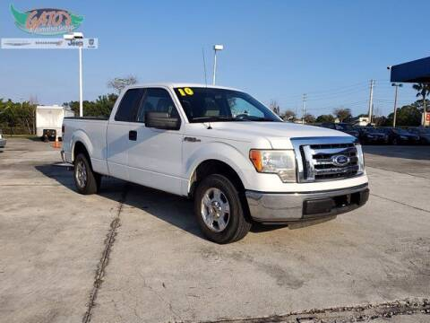 2010 Ford F-150 for sale at GATOR'S IMPORT SUPERSTORE in Melbourne FL