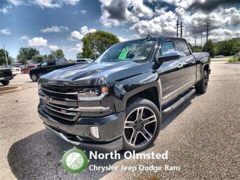 2018 Chevrolet Silverado 1500 for sale at North Olmsted Chrysler Jeep Dodge Ram in North Olmsted OH