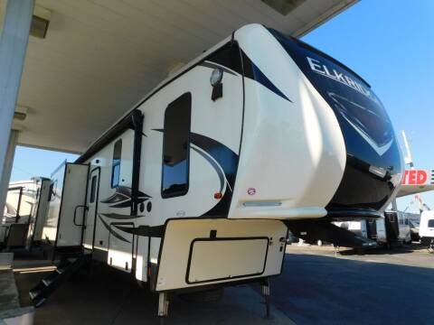 2019 Heartland Elkridge 37BHS for sale at Motorsports Unlimited in McAlester OK